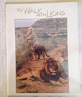 To Walk With Lion'a movie press kit, articles, color photos