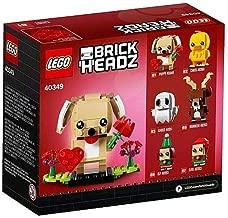 BrickHeadz Valentines Day Puppy in Love 40349 147 Pieces