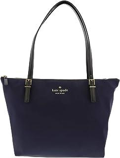 كيت سبيد حقيبة توتس للنساء، مواد اصطناعية - كحلي