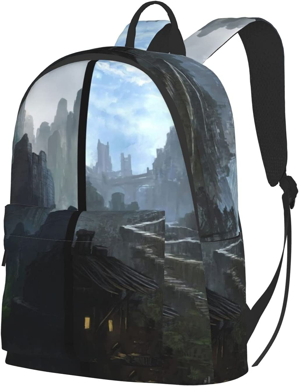 Large Direct store Capacity Backpack Water-Resistant Sho Small Purse Max 70% OFF