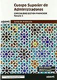 Temario 1 Cuerpo Superior Junta de Andalucía Gestión Financiera
