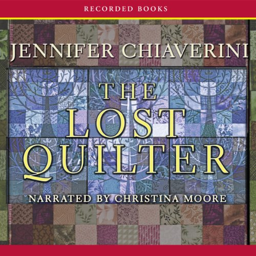 The Lost Quilter cover art