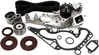 Timing Belt Water Pump Kit fits for 2003-2009 Lexus GX470, 2002-2009 Lexus SC430 LS430, 2000-2009 Toyota Tundra Sequoia 4Runner, 1998-2007 Lexus GS430 LX470 GS400 LS400 SC400 4.0L 4.3L 4.7L V8 DOHC