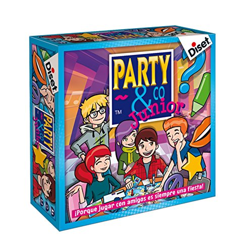 Diset- Juego Party & co Junior