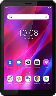 Lenovo Tab M7 7 Inch HD Tablet with Alexa Smart Dock – (MediaTek MT8166 and 2.0GHz, 2 GB RAM, 32 GB eMMC) - Iron Grey