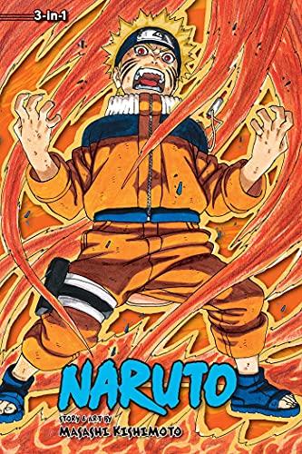 Naruto 3-In-1, Volume 9: Volumes 25, 26, 27: 09