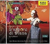 マルティン・イ・ソレール:歌劇「ディアーナの木」(L'Arbore di Diana)[2CDs]