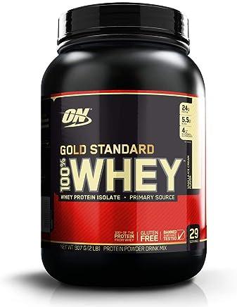 100% Whey Gold Standard Optimum Nutrition - 02lbs - Baunilha
