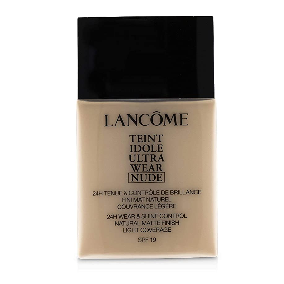 利得病者どこにでもランコム Teint Idole Ultra Wear Nude Foundation SPF19 - # 005 Beige Ivoire 40ml/1.3oz並行輸入品