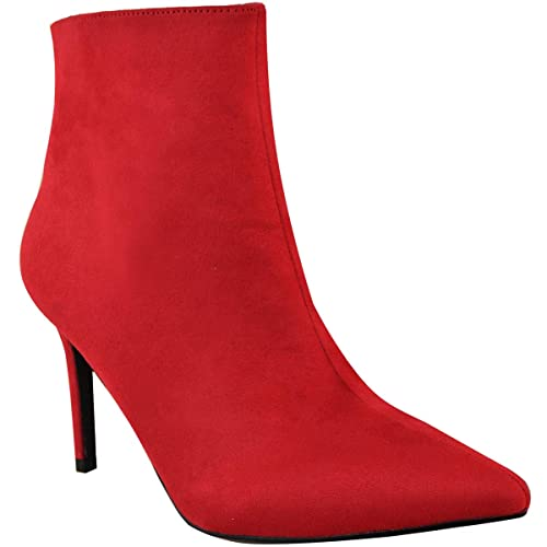 faa2bdf929 Fashion Thirsty Womens Ladies Low Kitten Heel Ankle Boots Leopard Animal  Print Smart Work Size