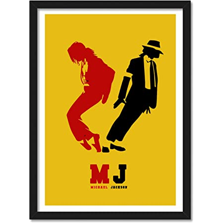 Good Hope - Michael Jackson Movie Framed Poster For Room & Office (10 Inch X 13 Inch, Framed)