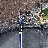 Rebo Aqua Jump Trampoline Sprinkler Water Sprayer