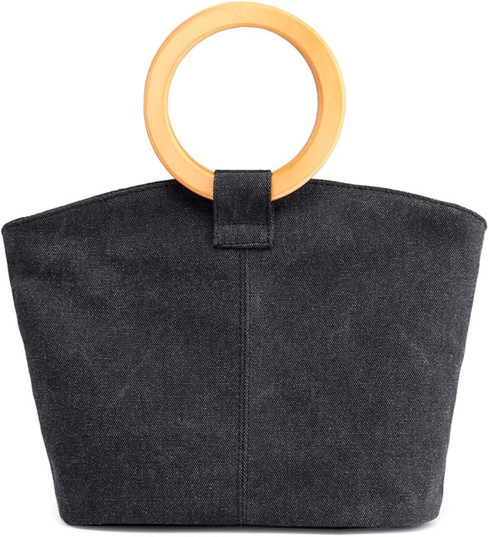 5dc5384b0a789 RXF Stoff Handtasche Frau Outdoor Freizeit Tasche (Farbe 2