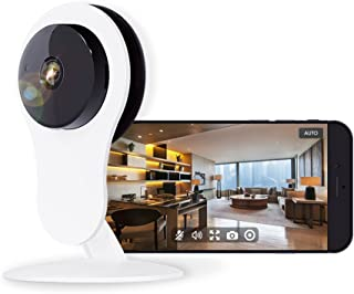 Home Security Camera 1080P, Compatible with Alexa Echo Show, Netvue HD WiFi Wireless IP Camera with Motion Detection, 7x24...