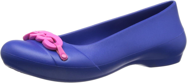 Crocs Women's Gianna Ballet Max 79% OFF Link Flat Outlet SALE