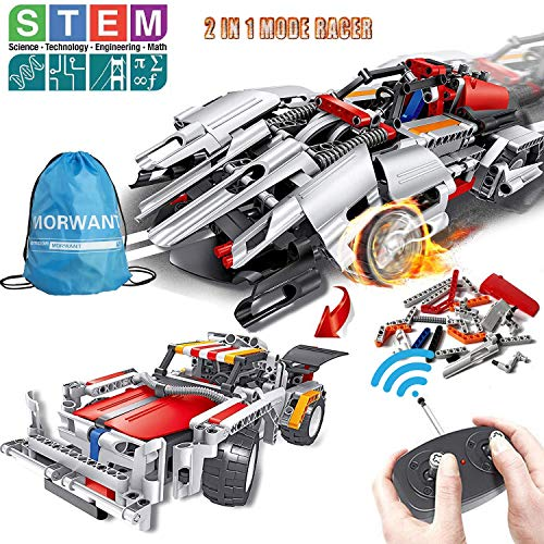 STEM Building Toys, Remote...