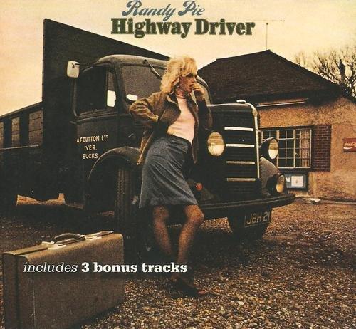 Randy Pie - Highway Driver + 3 Bonus Tracks