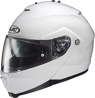 HJC IS-MAX 2 Helmet (White, Large)