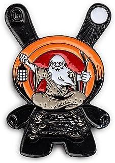 kidrobot Arcane Divination Tarot Enamel Pin Series - The Fool