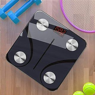 Básculas de peso Báscula corporal Báscula Bluetooth Báscula de peso Medición doméstica Báscula electrónica BMI inteligente Báscula de grasa corporal Báscula de baño