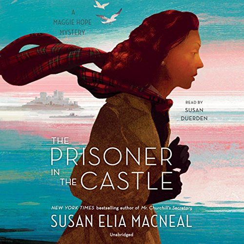 The Prisoner in the Castle audiobook cover art