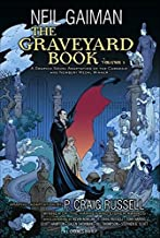 The Graveyard Book Graphic Novel, Part 1 by Gaiman, Neil (2014) Paperback