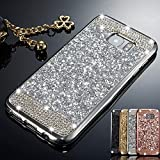 ZCDAYE Case for Samsung Galaxy J6 2018,Bling Glitter