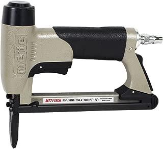 meite MT7116LN Pneumatic Upholstery Stapler 22 Gauge 71 Series 3/8