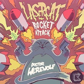 Lasercat Rocket Attack