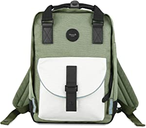 himawari Laptop Backpack Resistant Business Bag for College, School, Travel, Casual Daypacks for Women, Fits 14Inch Macbook (201-02#, Regular)