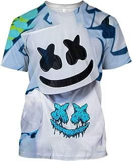 Gwen & Partner 3D Printed DJ Mallow 3D Hoodies Fashion Harajuku Sweatshirts Casual Outwear Coats