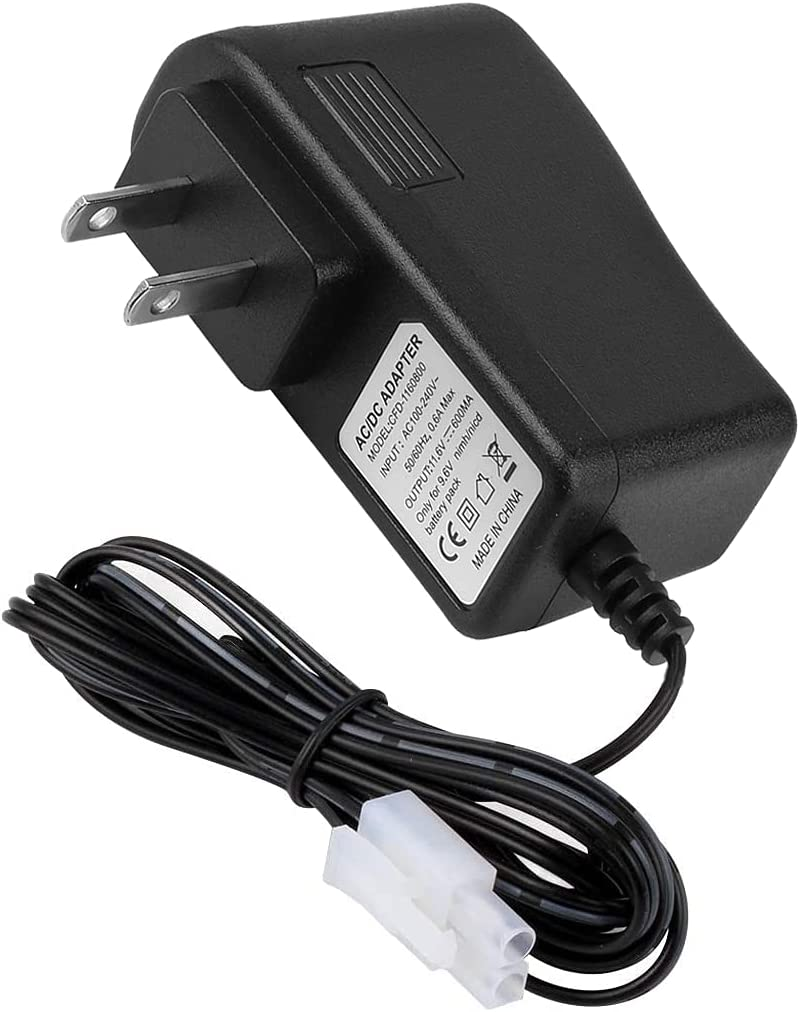 9.6V Seasonal Wrap Introduction Battery Charger with Standard Tamiya fi Male 2021 autumn and winter new Connector Not