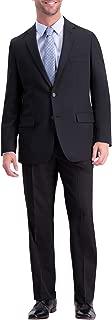 Men's Active Series Solid Gab Tailored Fit Blazer