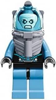 LEGO Superheroes: MR FREEZE 2013 version Minifigure (DC BATMAN)