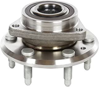 Saturn Relay 2006 2007 /& Chevrolet Uplander H513236 BR930267 AdecoAutoParts/© 2 New Wheel Bearing Hub Assembly WH513236 for Pontiac Montana 2006 2007 2008 2009