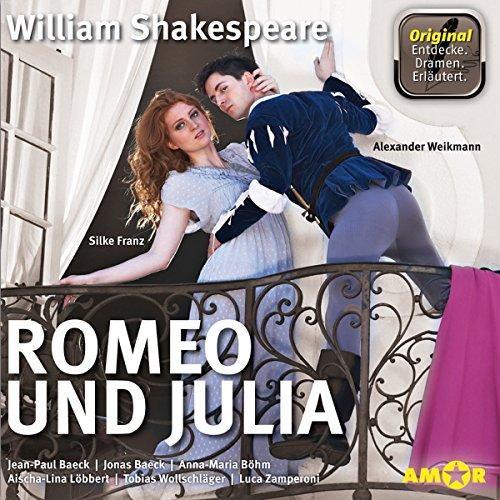 Romeo und Julia - Die wichtigsten Szenen im Original Titelbild