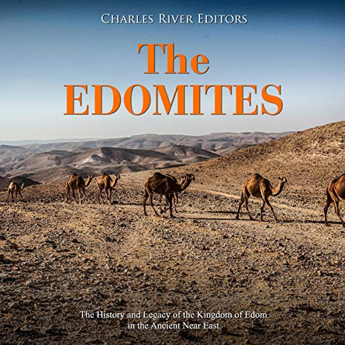 The Edomites  By  cover art