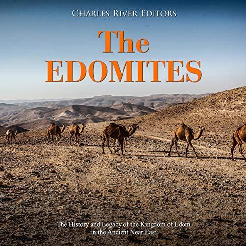 The Edomites audiobook cover art