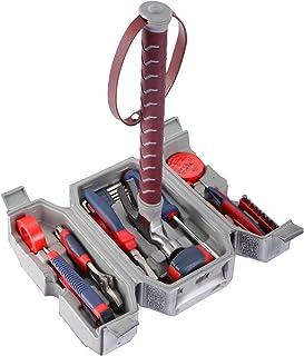 Hammer Tool Kit,Daily Repair Filled Household Tool Case Pliers ect DIY Repair Kits Multi Tools Hammer Accessories Set
