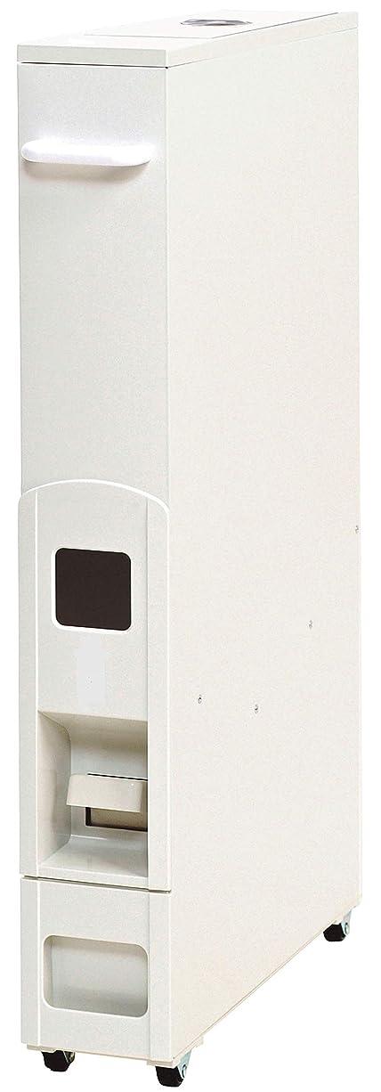 政府機械的可決SAMICK 無洗米兼用スリムライスボックス(米びつ) 12kg RN-358-S ホワイト