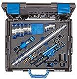 Gedore 1100-278801 Juego de curvatubos manual 3-18 mm en L-BOXX 136