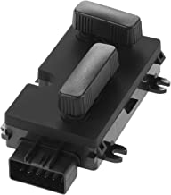 Replaces 12450166 for Driver Side 8-Way Power Seat Switch, Front Left Adjustment Recline Recliner Switch Fits for 1999-2006 Cadillac Escalade Avalanche Silverado Suburban Tahoe Sierra Yukon Hummer H2