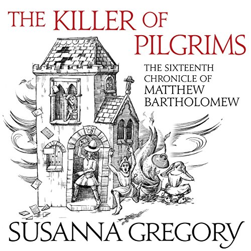 The Killer of Pilgrims cover art