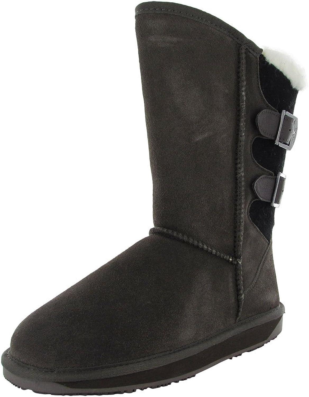 BooRoo kvinnor Kit mocka Winter Snow Snow Snow Boot skor  väntar på dig