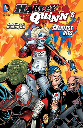 61aX5tehVKL Harley Quinn Comic Books
