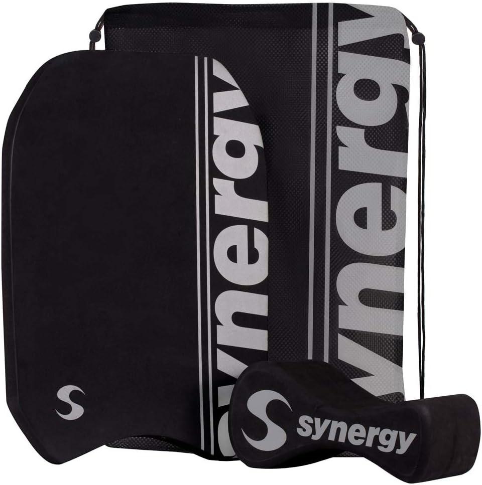 Synergy Pull Buoy Kickboard and Training Max 64% OFF Kit Bargain sale Swim Bag