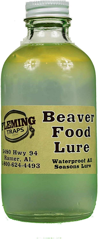 Fleming Traps Beaver discount Food 1 oz. Lure Financial sales sale -