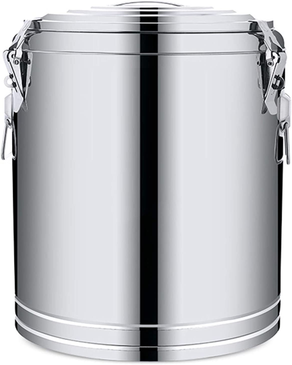 stainless Online limited product steel Large Ice 67% OFF of fixed price Bucket Steel Stainless Storage Barrel