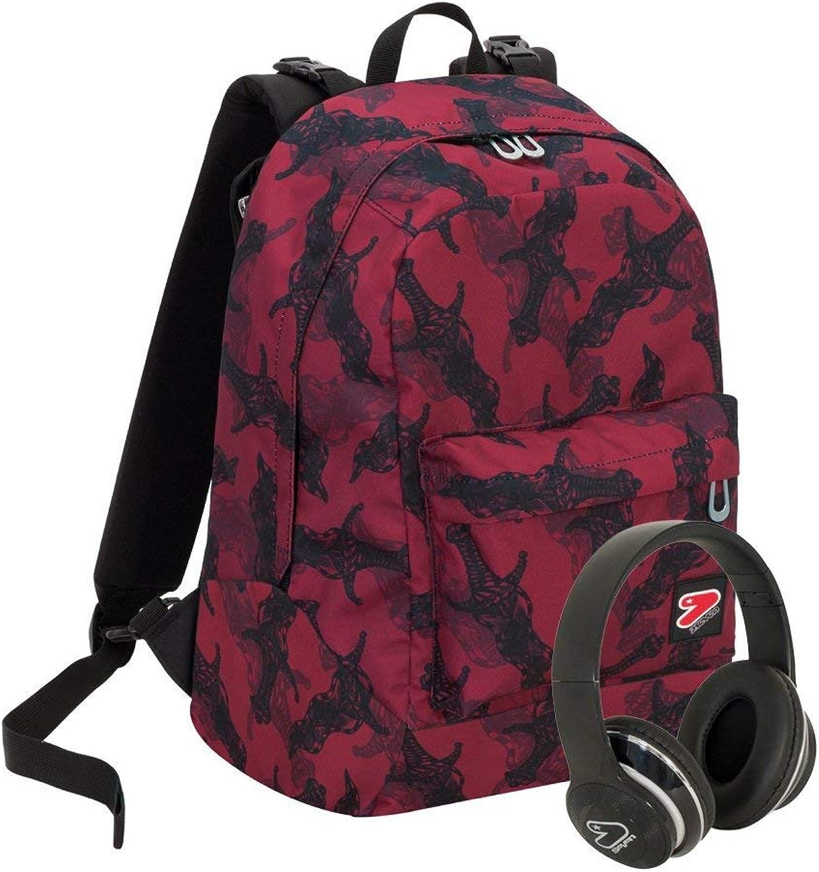 el mas de moda Backpack reversible Seven Seven Seven The Double Dagger  envío gratuito a nivel mundial