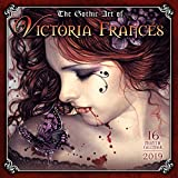 2019 the Gothic Art of Victoria Frances 16-Month Wall Calendar: By Sellers Publishing